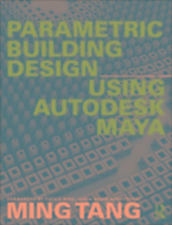 Parametric Building Design Using Autodesk Maya Pdf Download