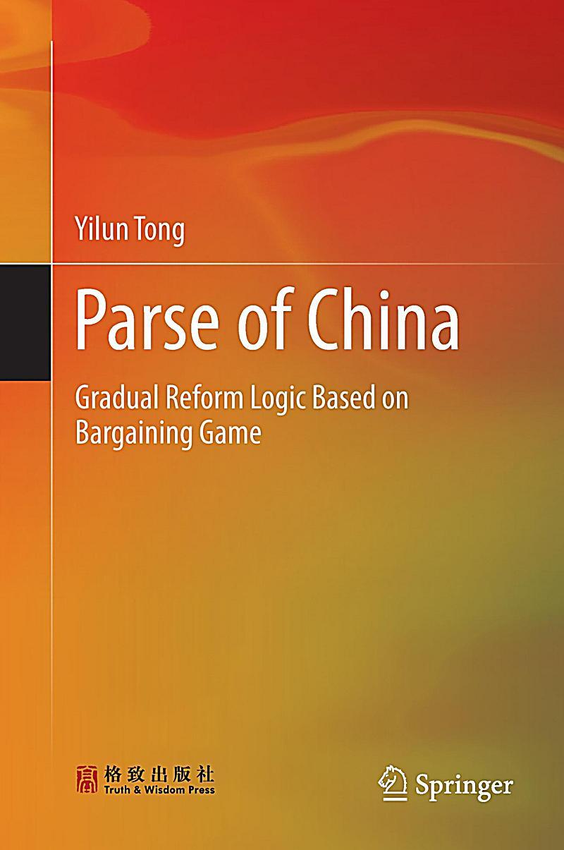 Parse of China Buch von Yilun Tong portofrei bei Weltbild.ch