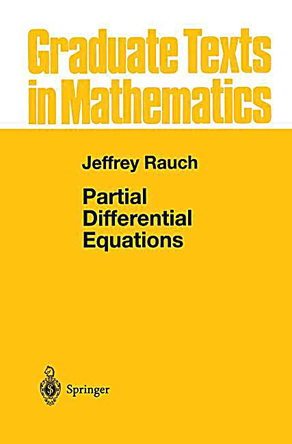 introduction to partial differential equations olver pdf