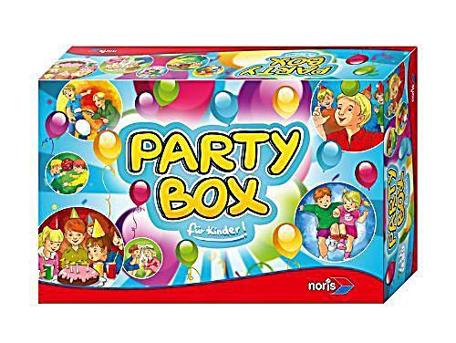 partybox geburtstagsspiele jetzt bei bestellen. Black Bedroom Furniture Sets. Home Design Ideas