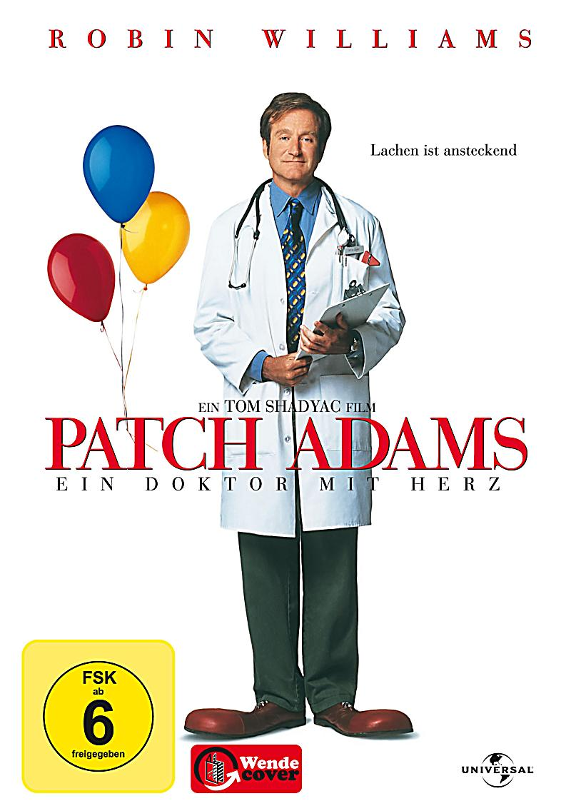 patch adams dvd jetzt bei online bestellen. Black Bedroom Furniture Sets. Home Design Ideas