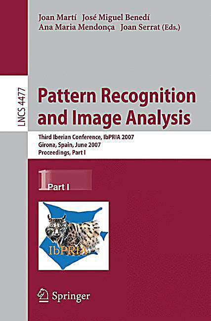 Pattern Recognition and Image Analysis Buch portofrei