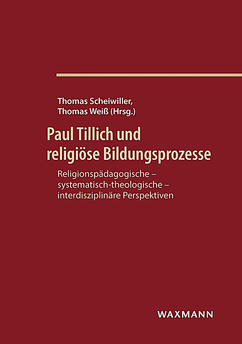 the courage to be paul tillich pdf