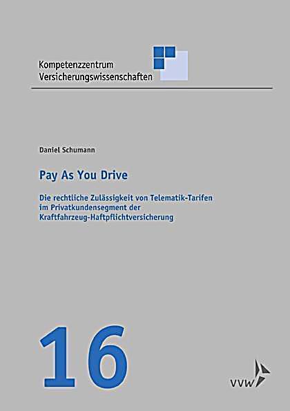 pay as you drive buch von daniel schumann portofrei. Black Bedroom Furniture Sets. Home Design Ideas