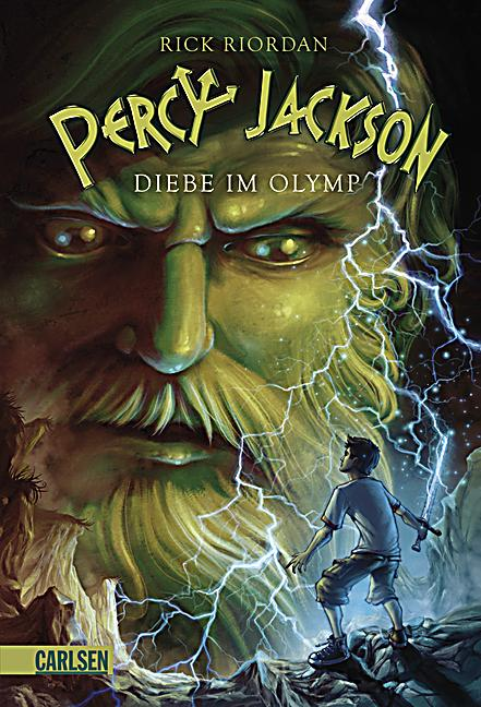 look good shoes sale half price large discount Percy Jackson Band 1: Diebe im Olymp