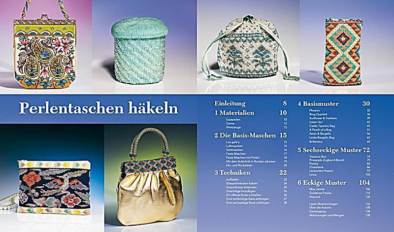 Perlentaschen häkeln Buch von Ann Benson portofrei - Weltbild.de