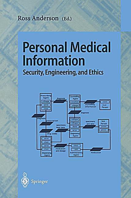 security of medical information Gaps in email security should have doctors and patients sweating bullets any  time they attach medical information to an email and hover their.