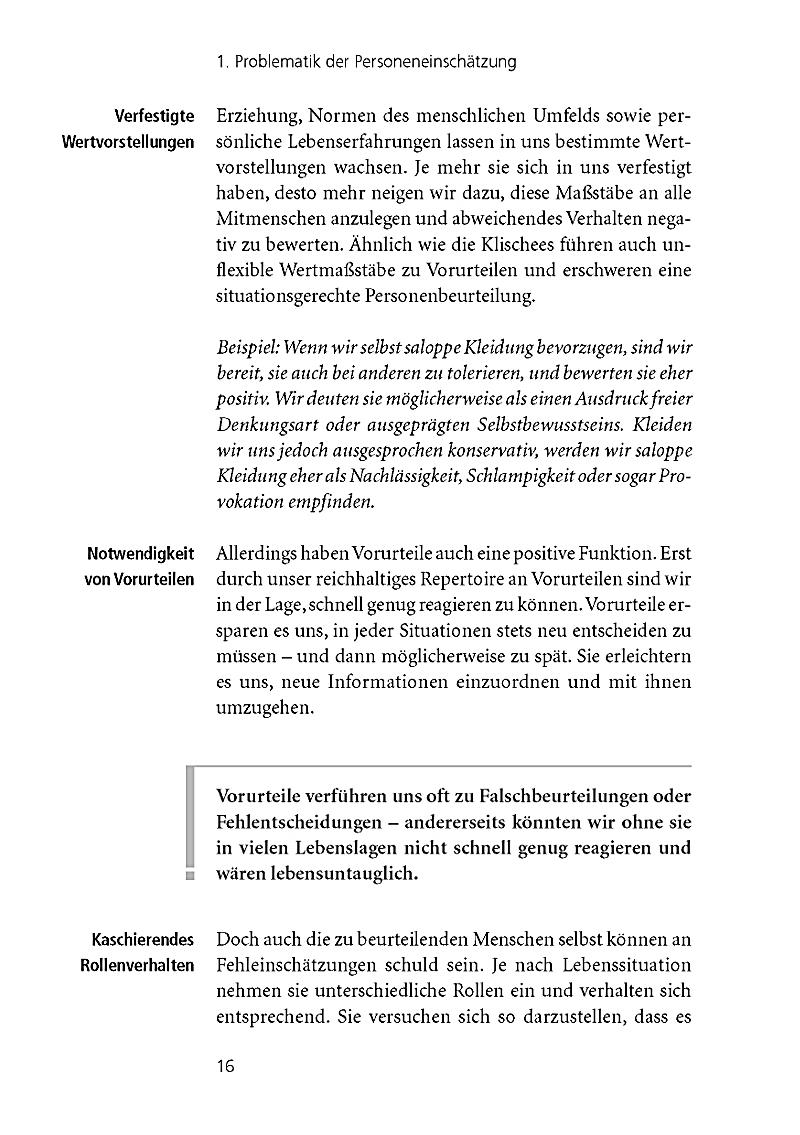 Personalbeurteilung im Unternehmen Buch portofrei bei Weltbild.de