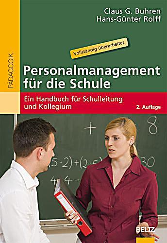 Personalmanagement für die Schule, Claus G. Buhren, Hans-Günter ...