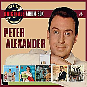 peter alexander singt melodien zum verlieben cd bei. Black Bedroom Furniture Sets. Home Design Ideas