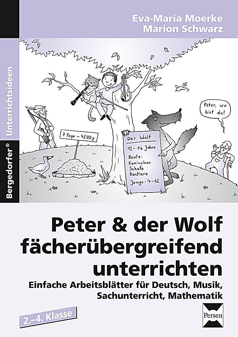 Peter & der Wolf fächerübergreifend unterrichten Buch - Weltbild.ch