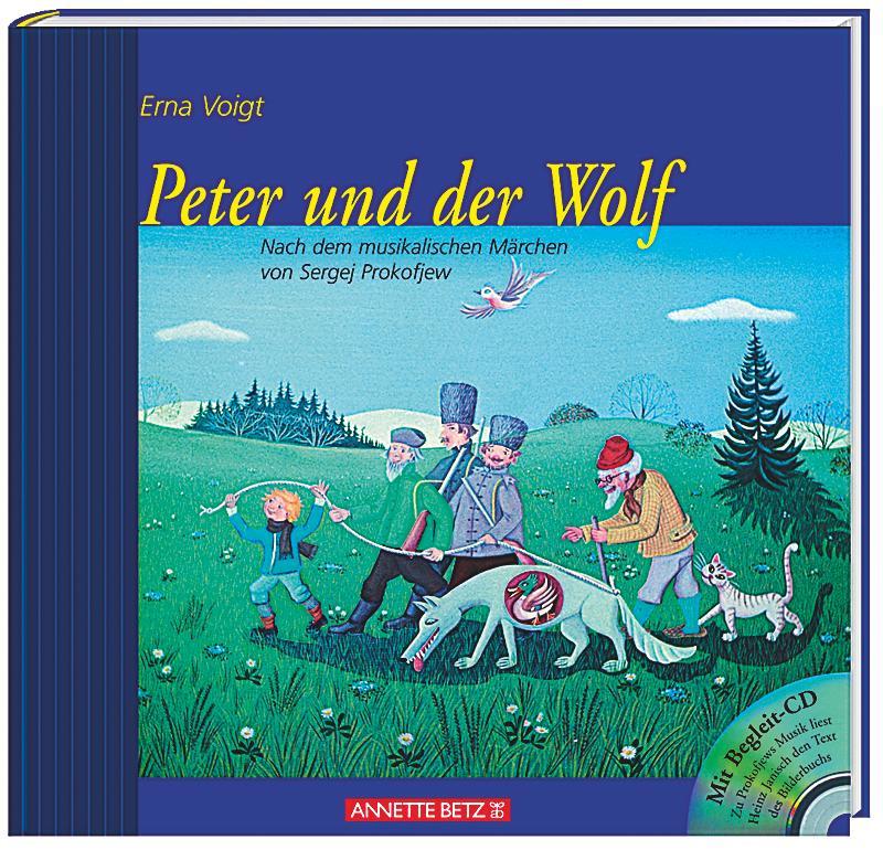 peter und der wolf von erna voigt jetzt bei bestellen. Black Bedroom Furniture Sets. Home Design Ideas
