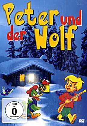 peter und der wolf dvd bei bestellen. Black Bedroom Furniture Sets. Home Design Ideas