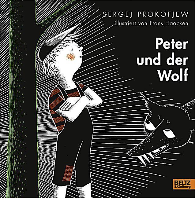 peter und der wolf buch von sergej prokofjew portofrei kaufen. Black Bedroom Furniture Sets. Home Design Ideas