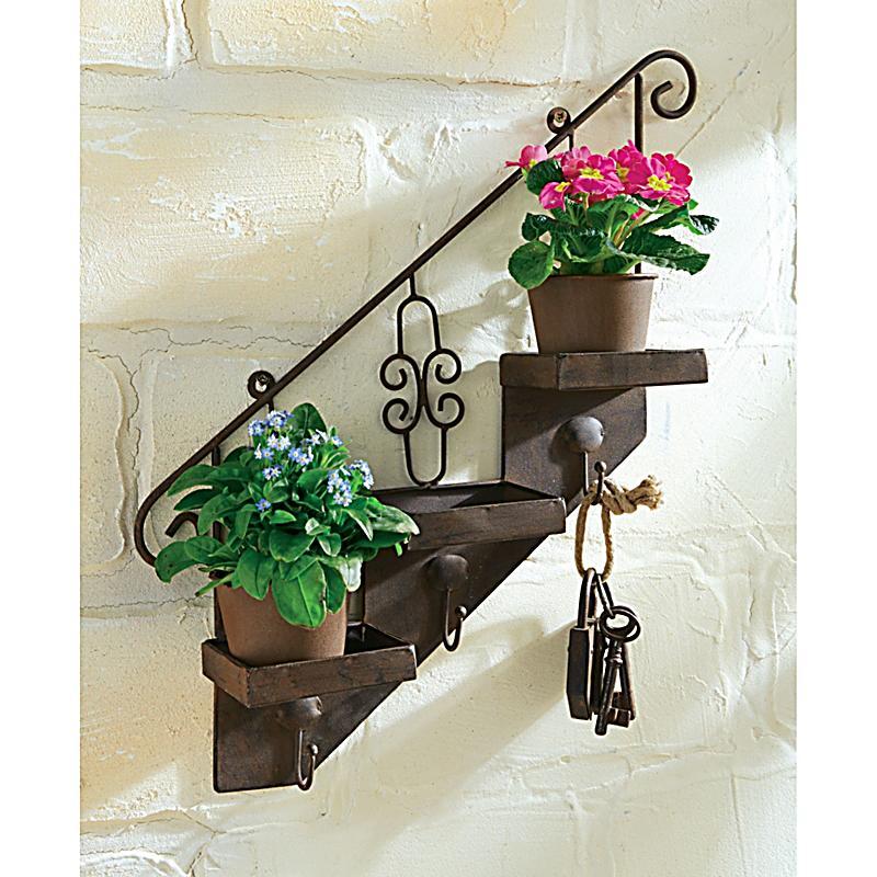 Pflanztopfhalter treppe jetzt bei bestellen for Gartendeko bestellen