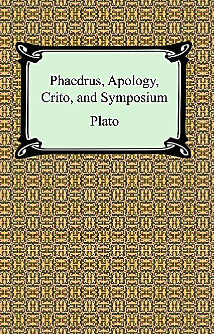 an analysis of crito and plato In this book, roslyn weiss contends that, contrary to prevailing notions, plato's  crito does not show an allegiance between socrates and the state that.