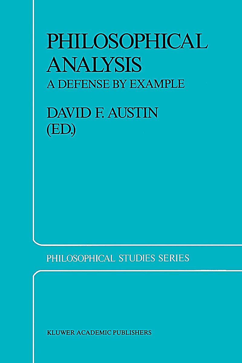 philosophical analysis 3 essay Ib philosophy aims to be students are required to write a 1600-2000 word philosophical analysis of non-philosophical material this essay is internally.