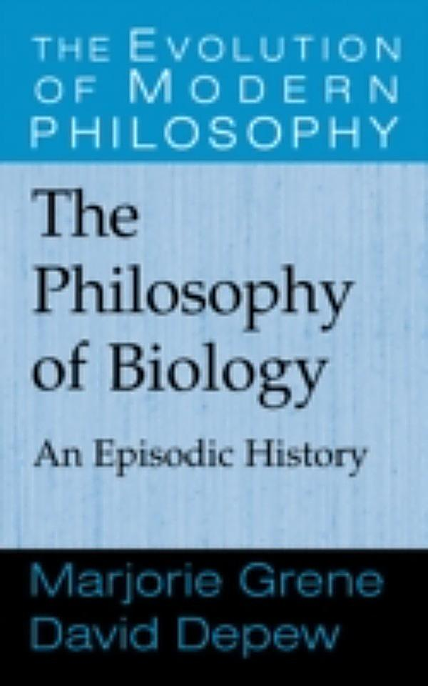 philosophy of biology Philosophy of biology's naturalism and the continuity of its concerns with science itself is shared with much other recent work in the philosophy of science, perhaps most notably in the philosophy of neuroscience (bechtel, mandik et al 2001.