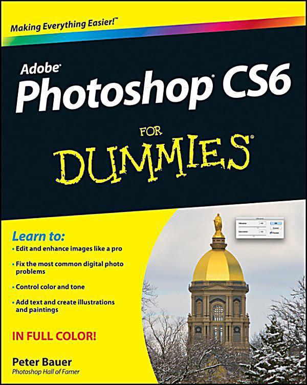 Photoshop cs for dummies ebook jetzt bei weltbild