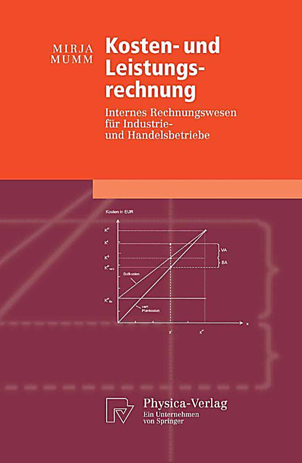 physica lehrbuch kosten und leistungsrechnung ebook. Black Bedroom Furniture Sets. Home Design Ideas