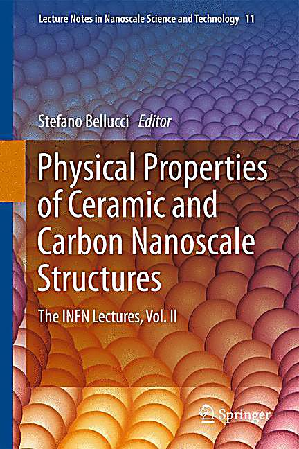 Physical Properties of Ceramic and Carbon Nanoscale Structures Buch