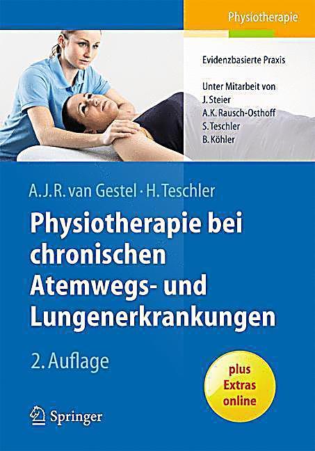 Physiotherapie bei chronischen Atemwegs- und Lungenerkrankungen Buch