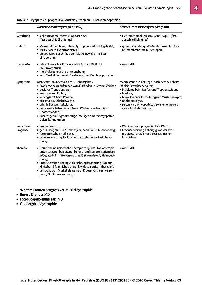 Physiotherapie in der Pädiatrie Buch portofrei bei Weltbild.de