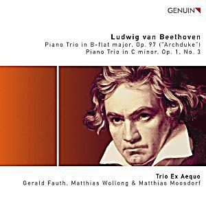 Piano Trios,op.97 (Archeduke) & op.1,No.3