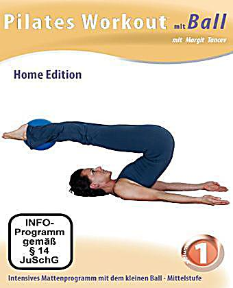 Pilates And Video And Ball 84