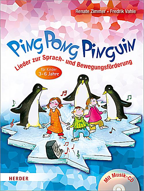 ping pong pinguin m audio cd buch portofrei bei. Black Bedroom Furniture Sets. Home Design Ideas