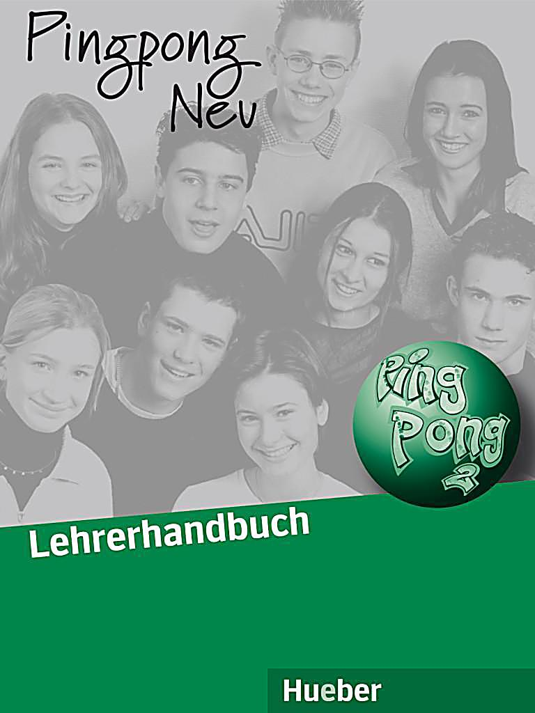 Гдз по немецкому pingpong nev