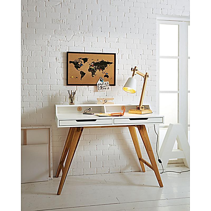 pinnwand weltkarte schwarz jetzt bei bestellen. Black Bedroom Furniture Sets. Home Design Ideas