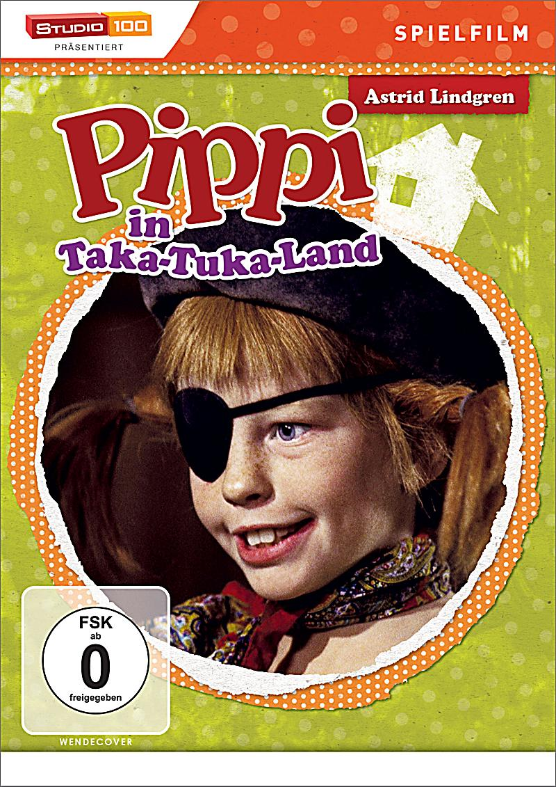 Pippi Langstrumpf Taka Tuka Land