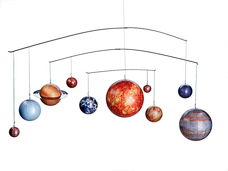 Planeten Mobile