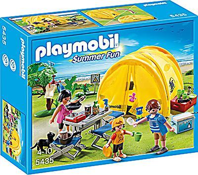 playmobil zelt 5435