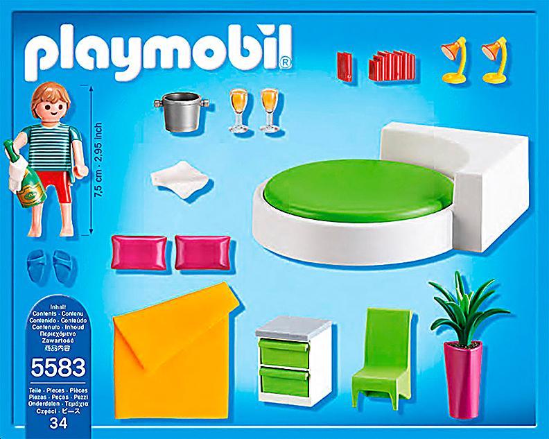 PLAYMOBIL® 5583 City Life   Schlafinsel Bestellen .