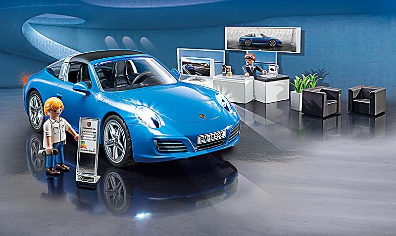 playmobil 5991 porsche 911 targa 4s bestellen. Black Bedroom Furniture Sets. Home Design Ideas