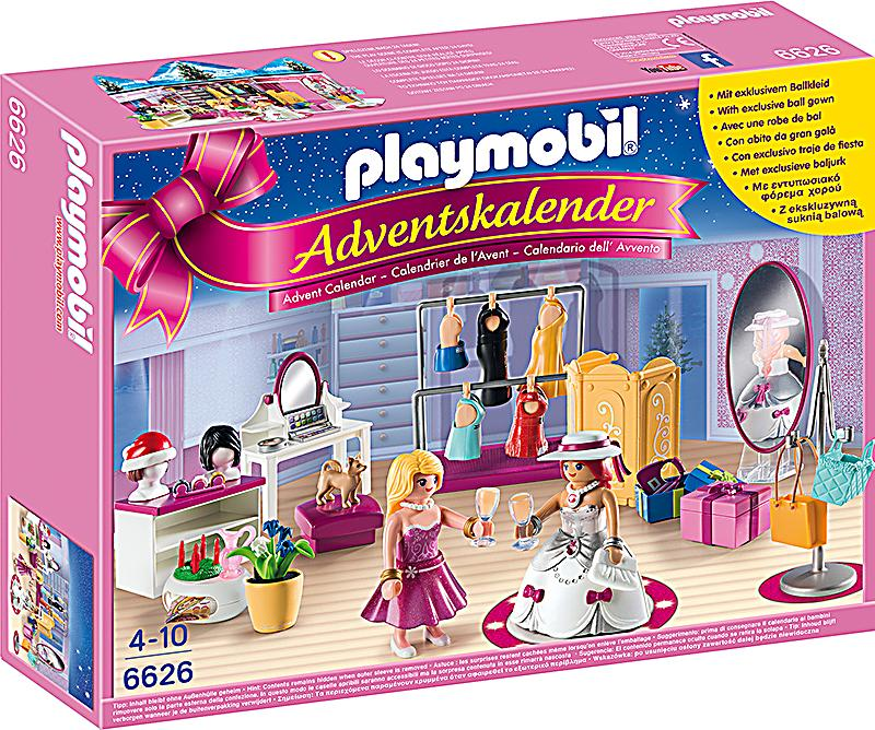 Playmobil christmas adventskalender ankleidespass