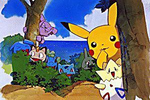 Pokemon Die Zeitlose Begegnung