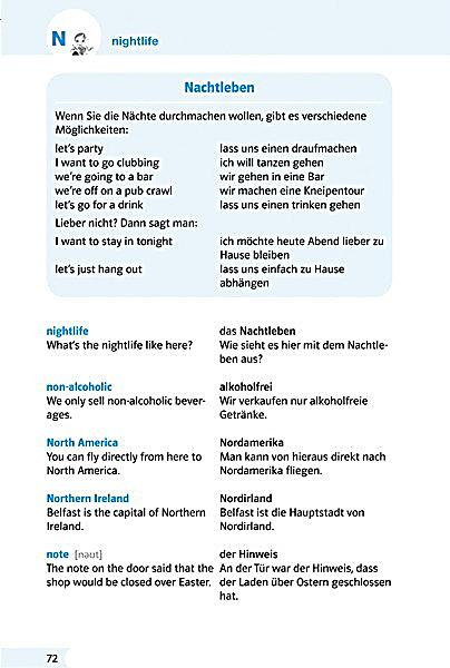 PONS Die 1000 wichtigsten Wörter Englisch: Reise & Urlaub Buch