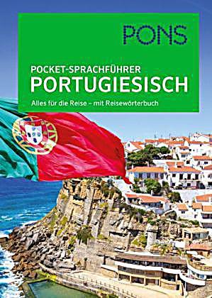 pons pocket sprachf hrer portugiesisch buch portofrei. Black Bedroom Furniture Sets. Home Design Ideas