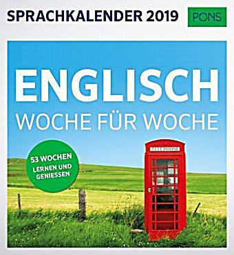 englische woche 2019