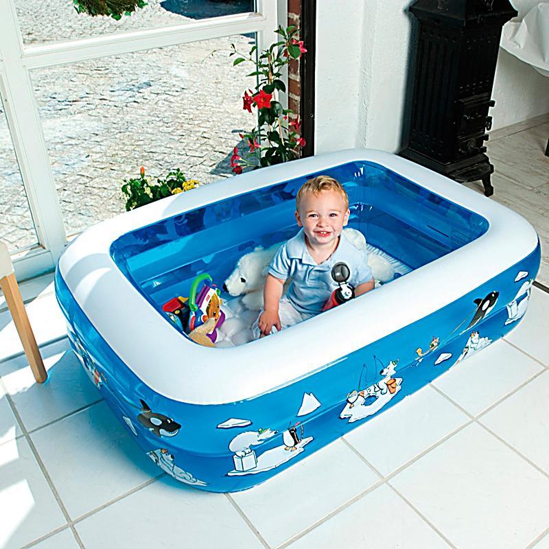 Pool arctic mit aufblasbarem boden bestellen for Boden bestellen