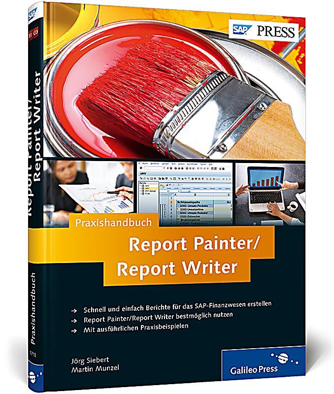 Sap report writer books