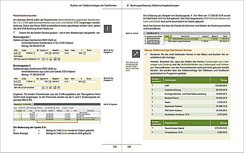 Praxisnahe Finanzbuchhaltung mit DATEV Kanzlei Rechnungswesen pro ...