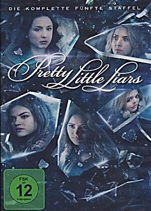 Pretty Little Liars - Die komplette 5. Staffel [6 DVDs]