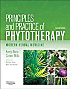 principles and practice of phytotherapy pdf