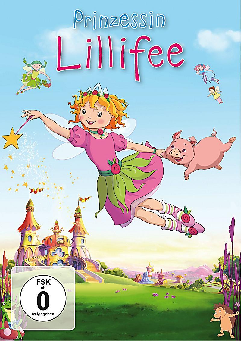 Prinzessin lillifee der film dvd bei bestellen - Wandsticker prinzessin lillifee ...