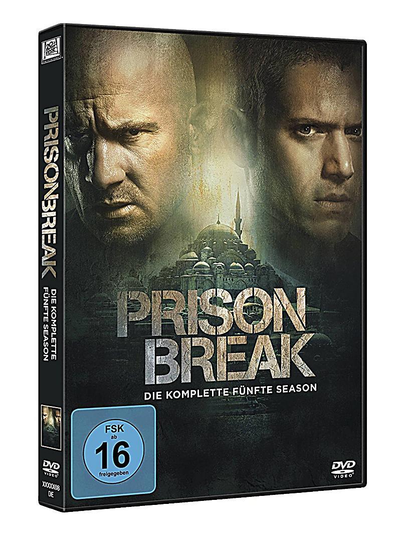 5 Staffel Prison Break