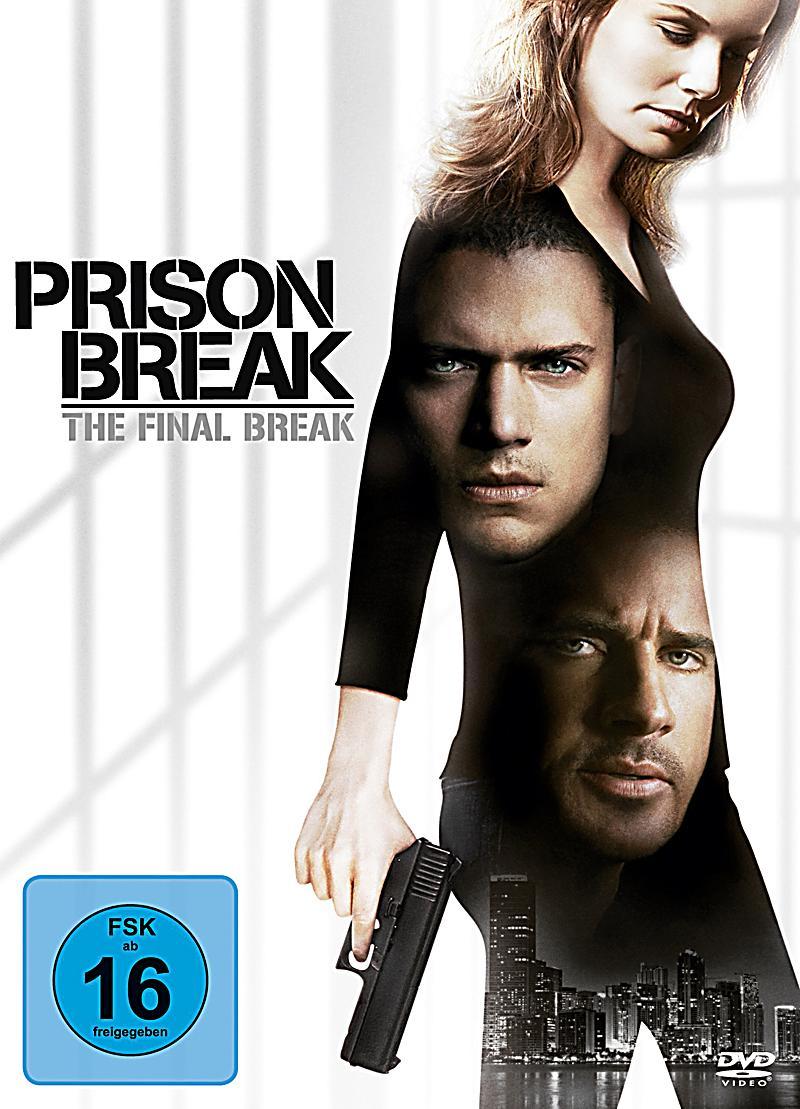 Prison Break – The Final Break